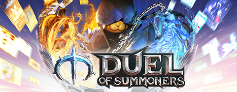 Duel of Summoners - Logo