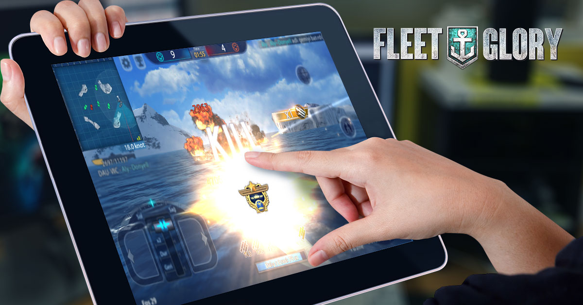 Fleet Glory_Artwork 01