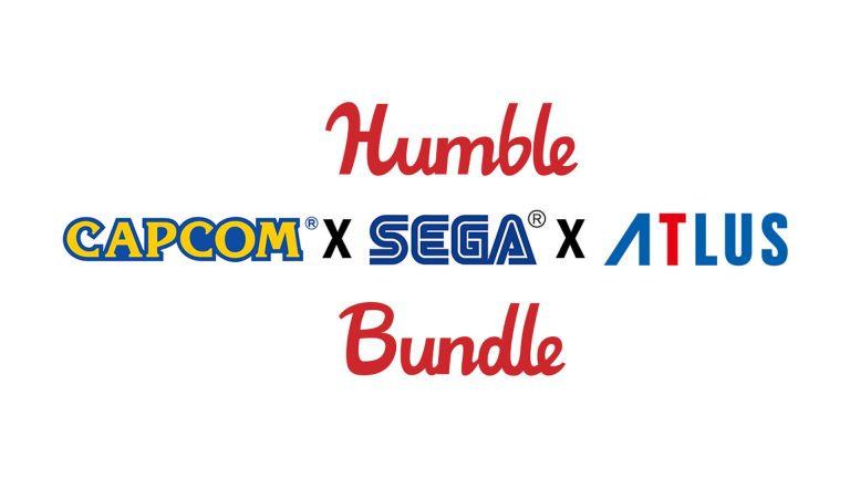 Humble Bundle (CAPCOMXSEGAXATLUS)