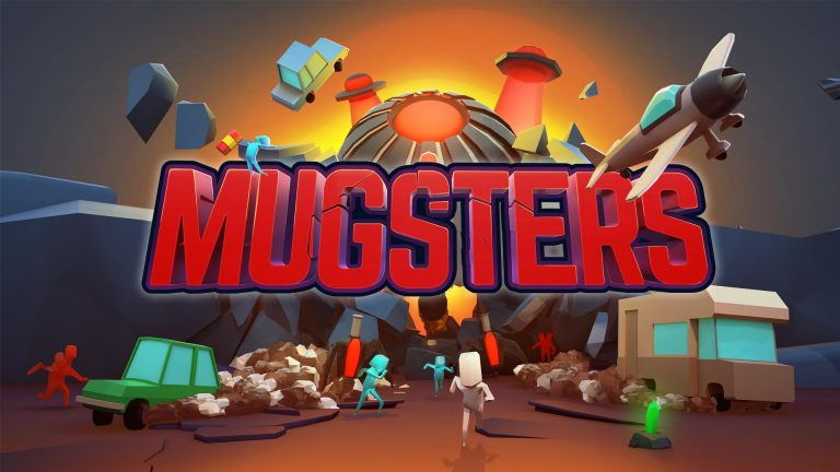 Mugsters - Key Art