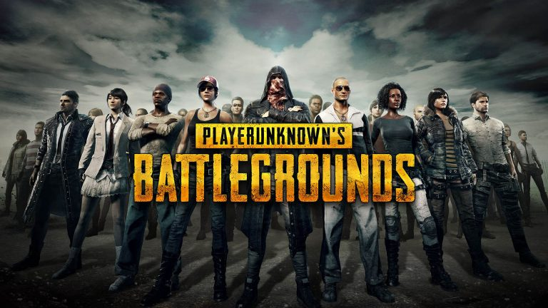 Playerunknowns Battleground - PUBG - logo