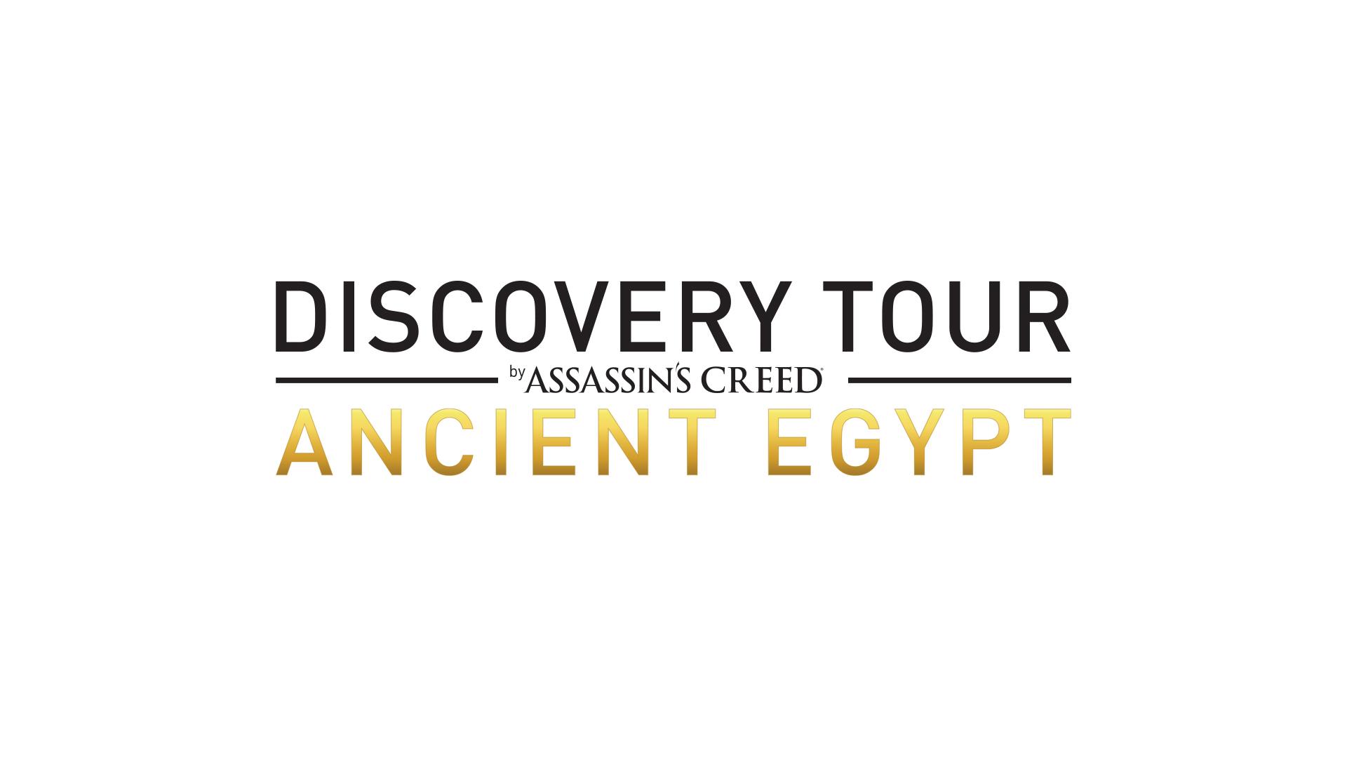 Ubisoft stellt die Entdeckungstour von Assassin's Creed: Das alte Ägypten vor