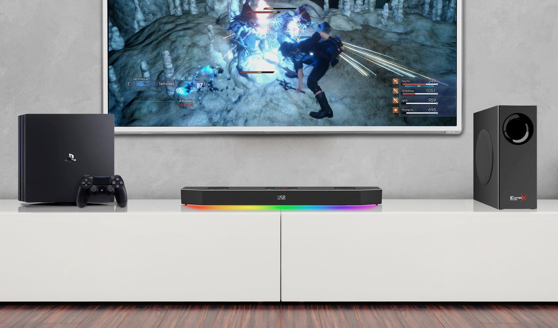 Sound BlasterX Katana erhält PS4-Update