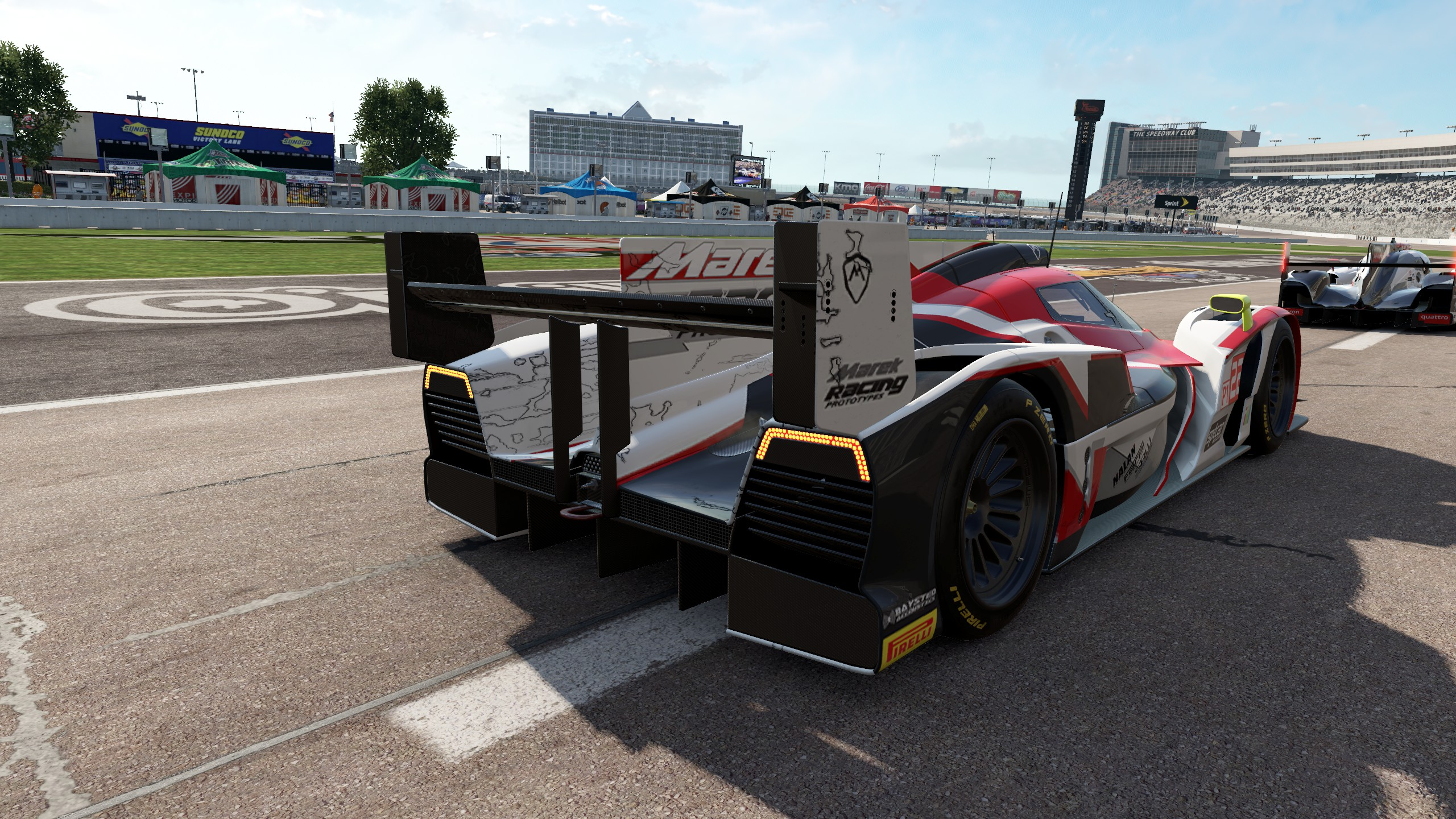 Project Cars 2 LMP1