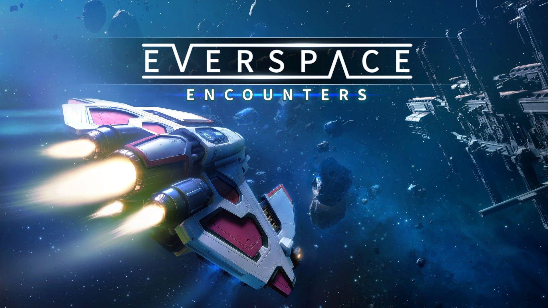 EVERSPACE - Encounters Keyvisual