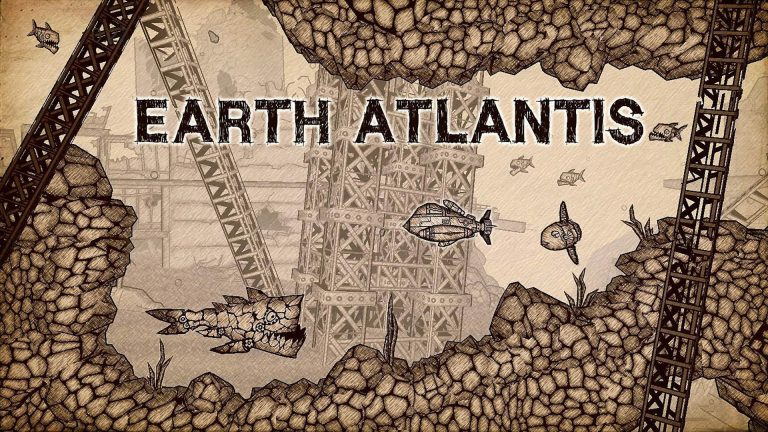 Earth Atlantis - Main Artwork