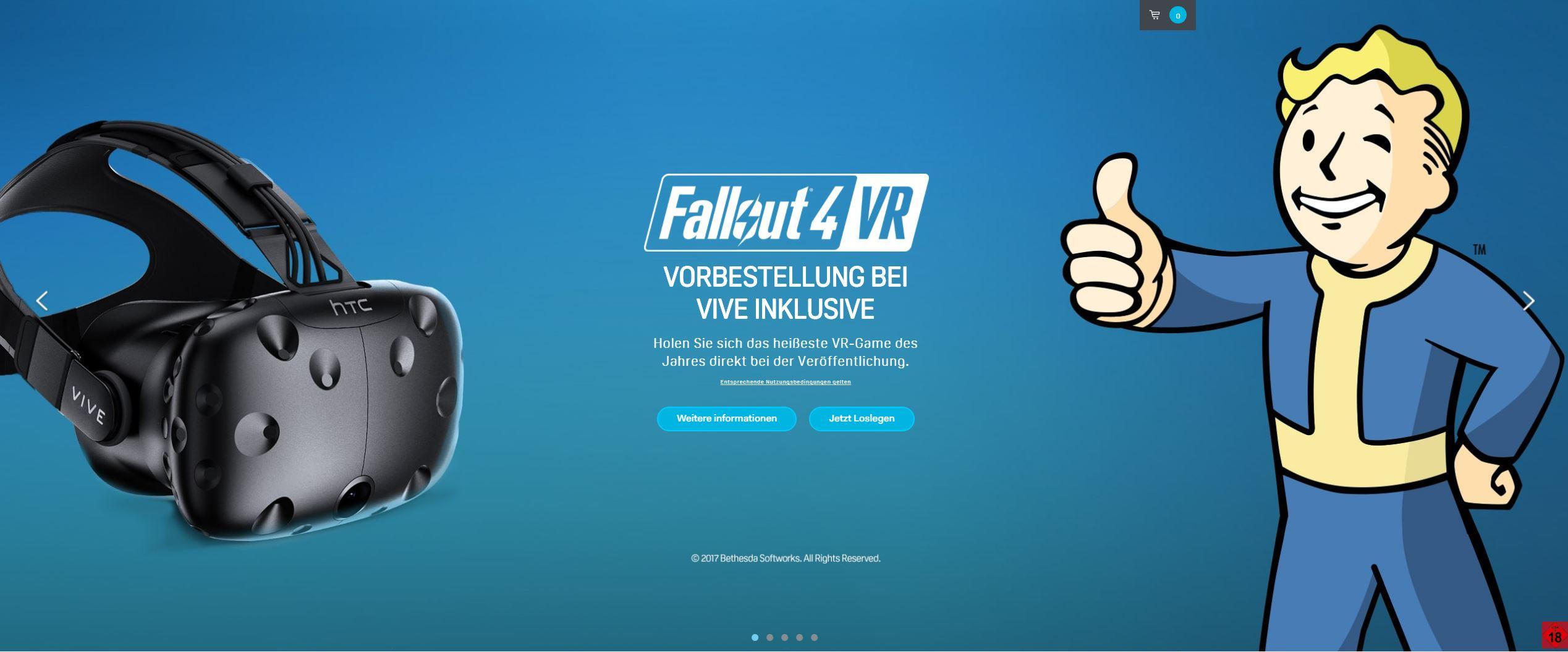 Fallout 4 vive