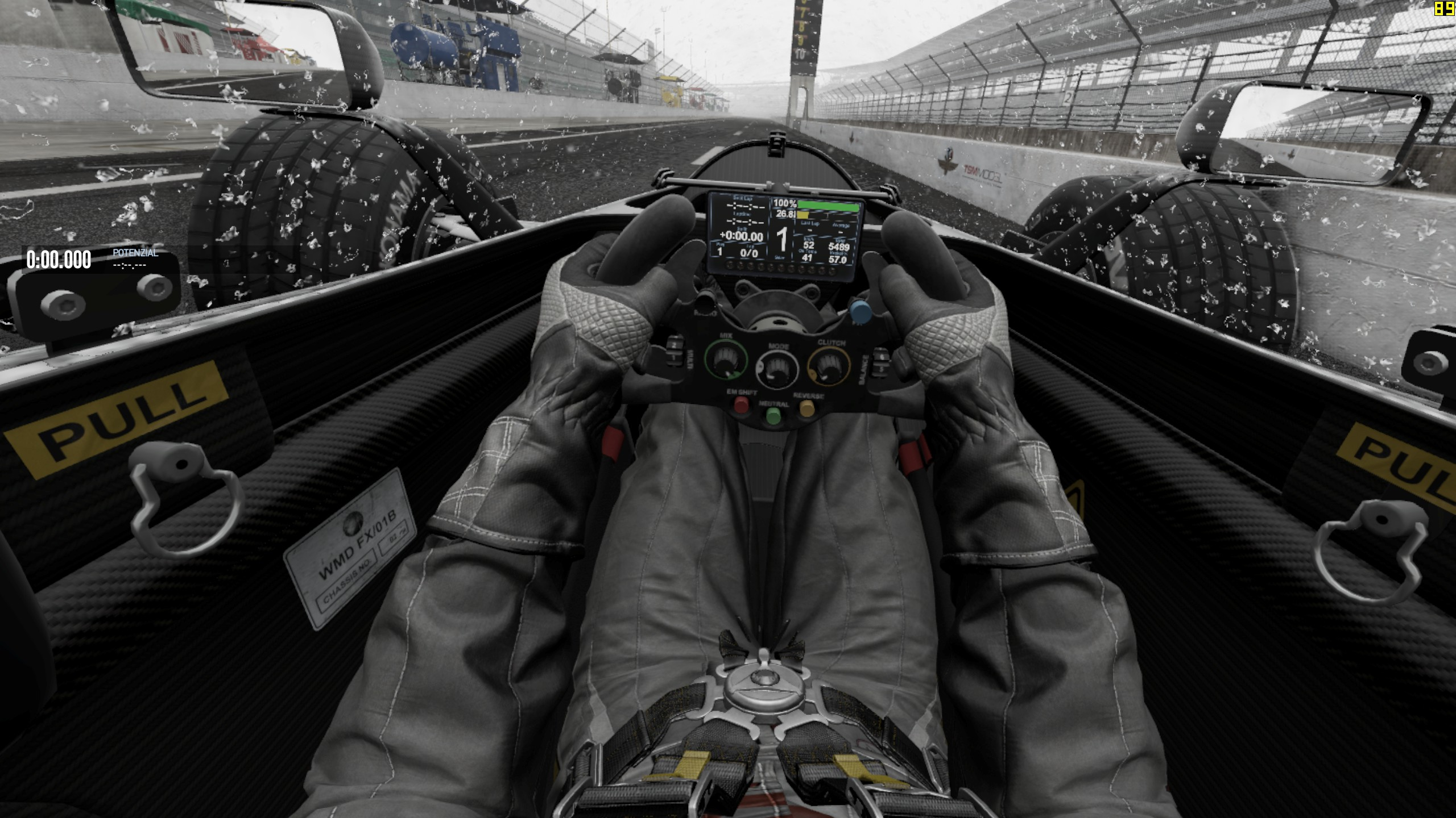 Project Cars 2 Vive