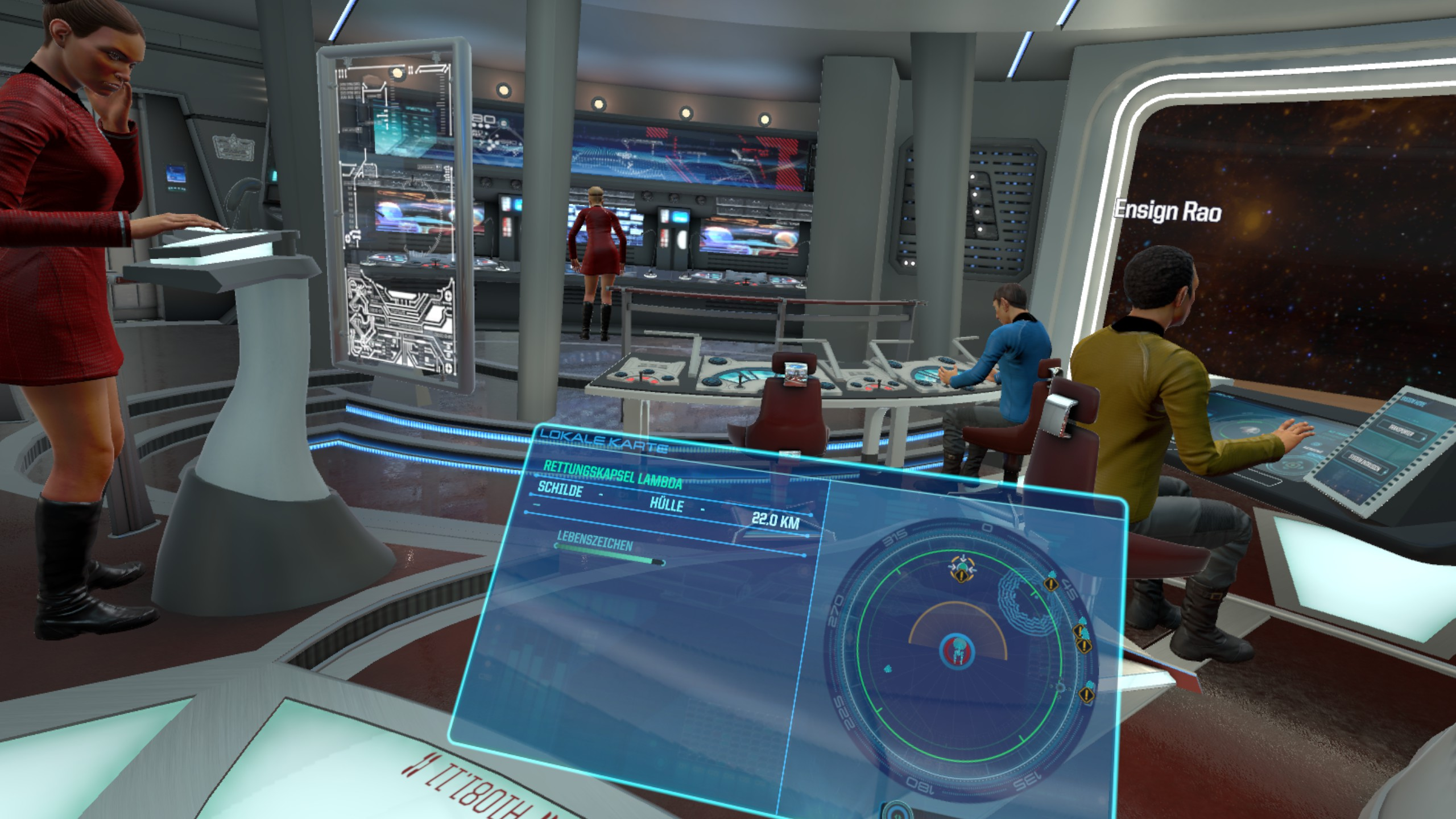 Star Trek Bridge Crew Vive