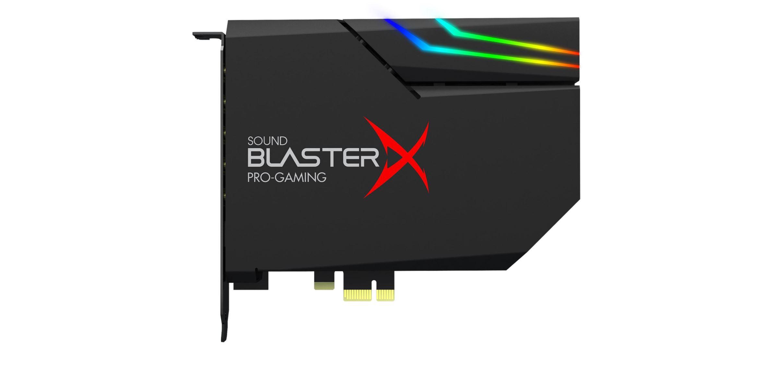 CREATIVE Sound BlasterX AE-5 1