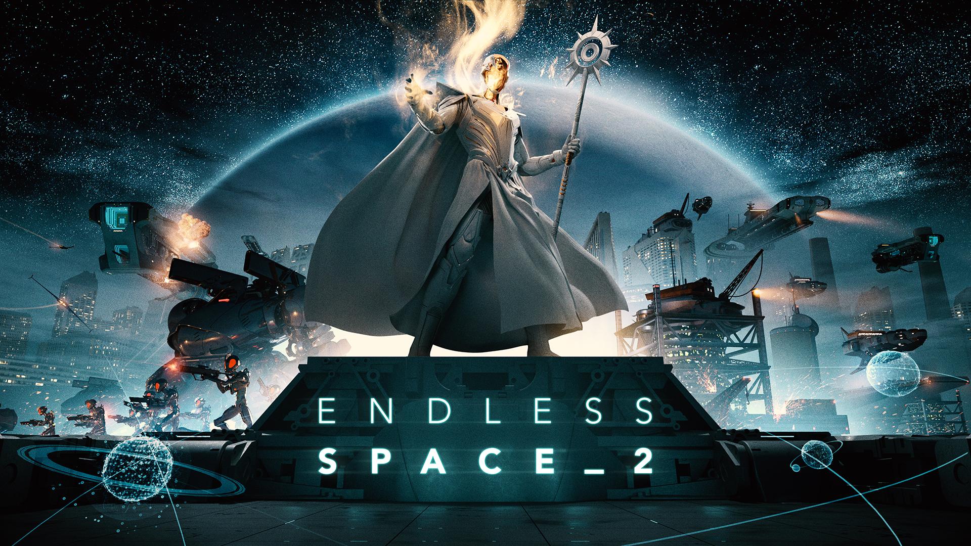 Endless Space 2 bekommt ein kostenloses Wochenende und neue Gratis-Inhalte