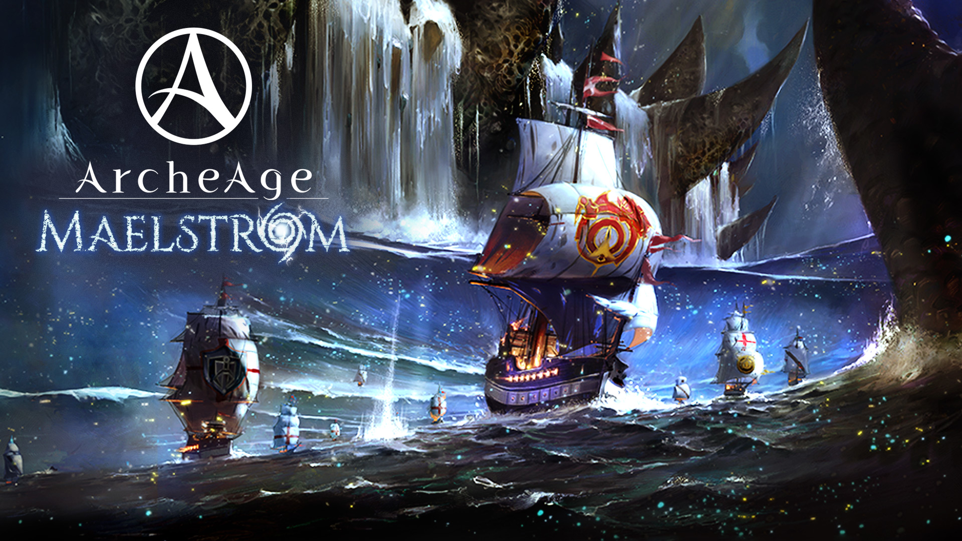 Trion kündigt neues Update in ArcheAge an: Mahlstrom