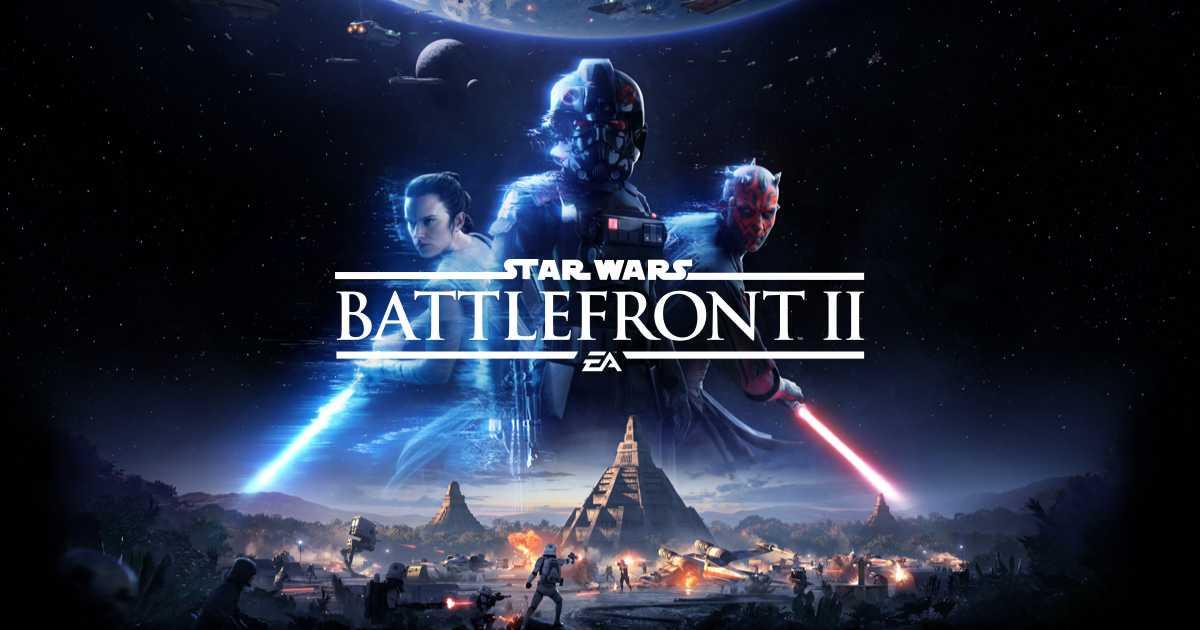 Star Wars Battlefront II ab heute weltweit erhältlich