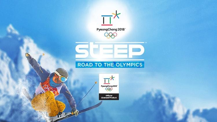 OPEN BETA FÜR STEEP ROAD TO THE OLYMPICS BEGINNT AM 28. NOVEMBER