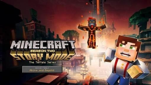 Finale Episode Von Minecraft Story Mode Season Two Steht Ab - Minecraft spielen sofort
