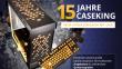 15 Jahre Caseking – Wir feiern unser Jubiläum mit einer gigantischen Party, genialen Preisen, Gewinnspielen und Hammer-Aktionen