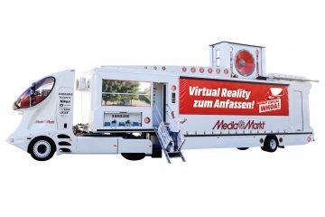DreamHack 2018 in Leipzig_MediaMarkt praesentiert Zockertraeume im DreamStore und im Virtual Reality Truck