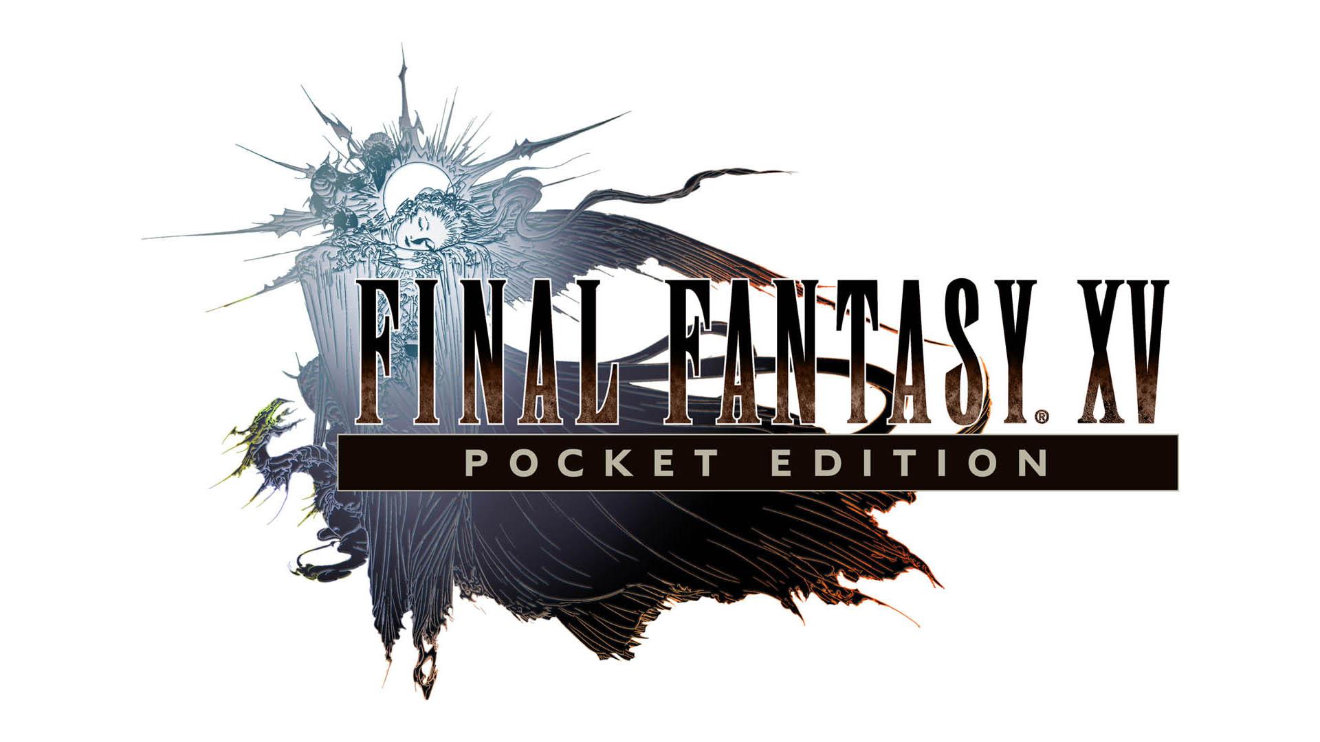 final fantasy xv ffxv 15 pocket edition