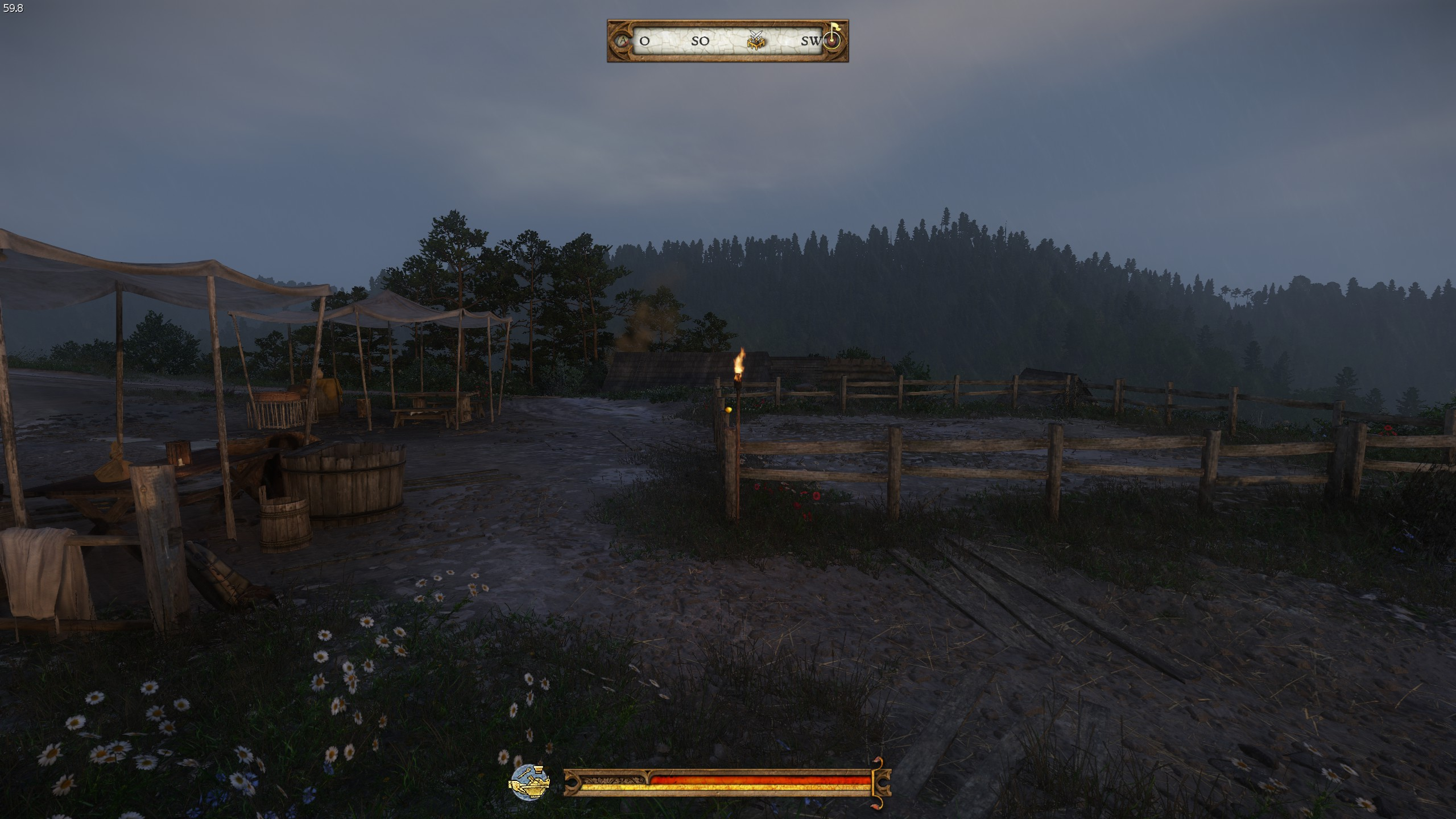 Kingdom Come Deliverance Trainingsplatz