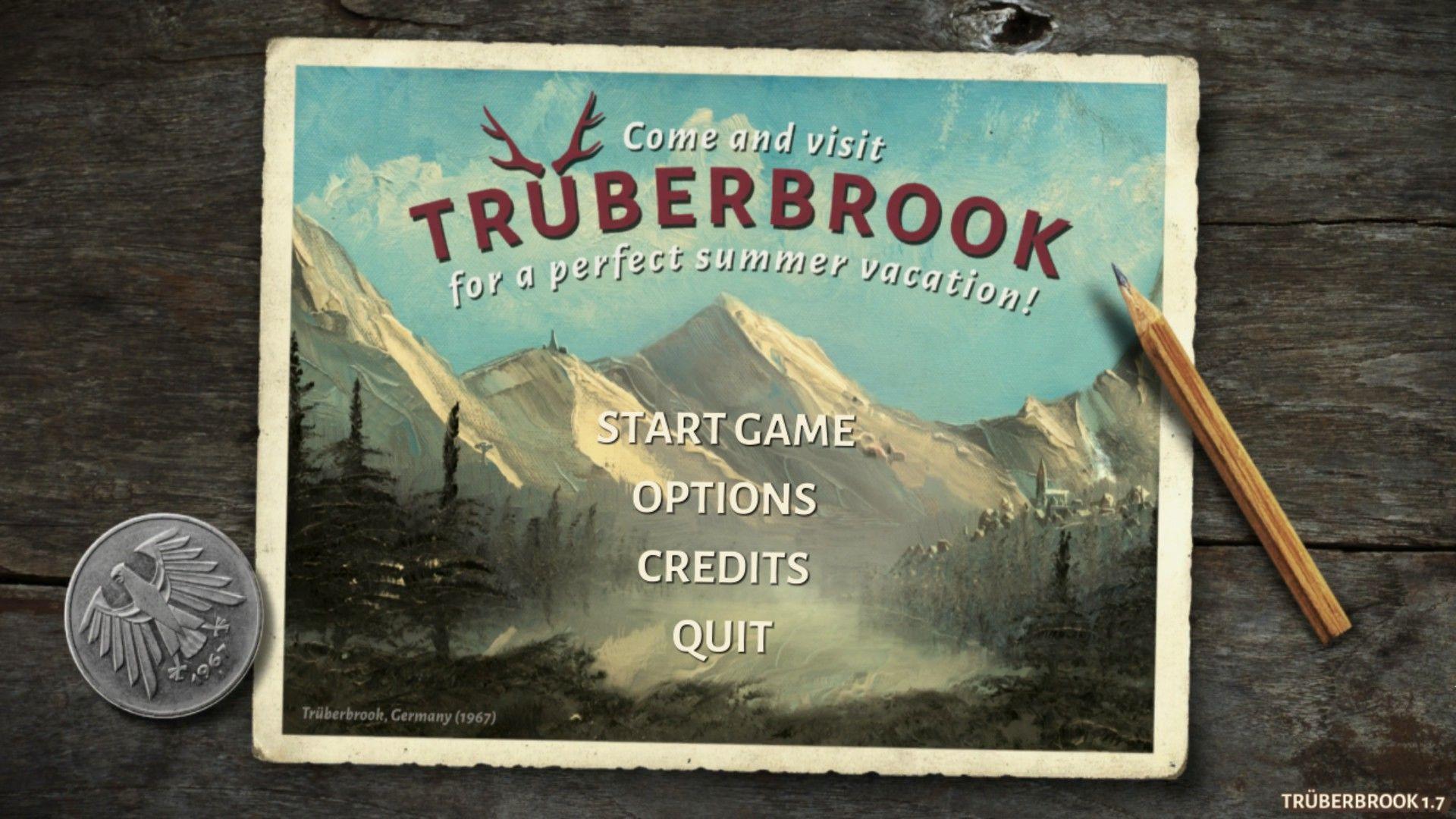 Trüberbrook lösung