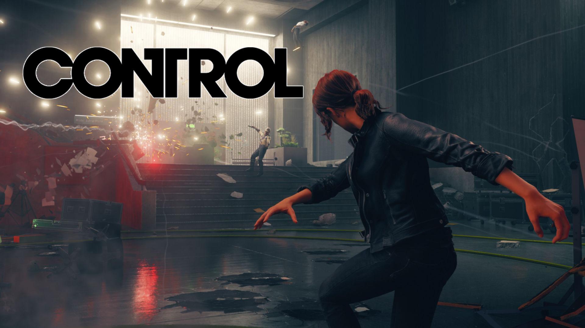 Das hochgelobte Spiel 'Control' von 505 Games und Remedy Entertainment  erscheint heute für PC, PS4 und Xbox One - News - MGM
