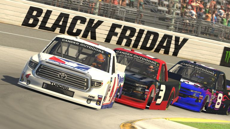 iRacing Black Friday