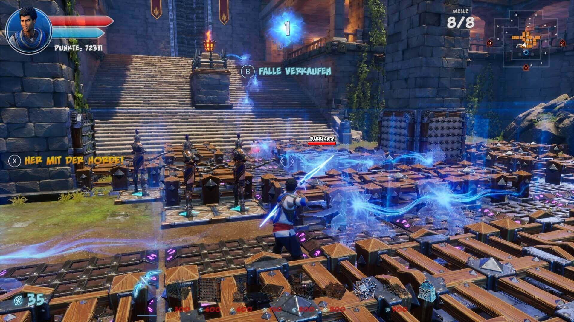 Orcs Must Die! 3 - Barrikaden