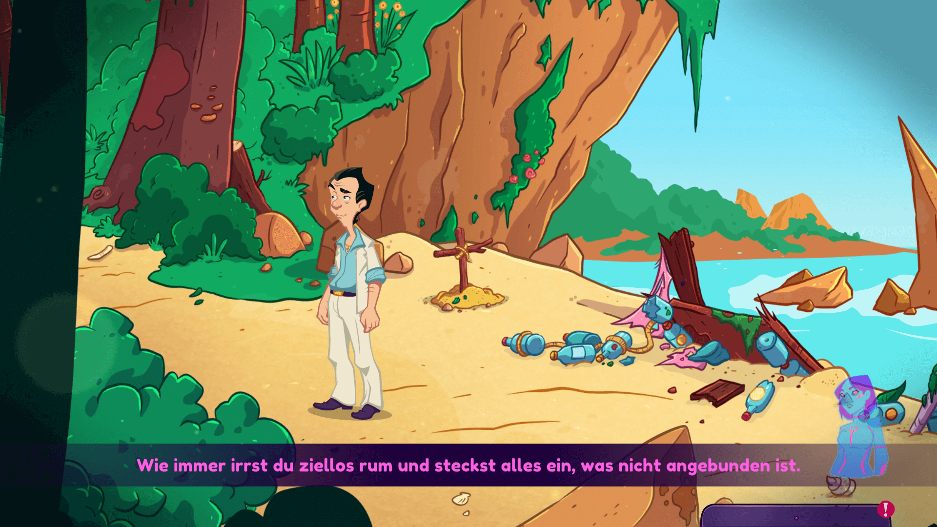 Point and Click Sammelfieber - Leisure Suit Larry
