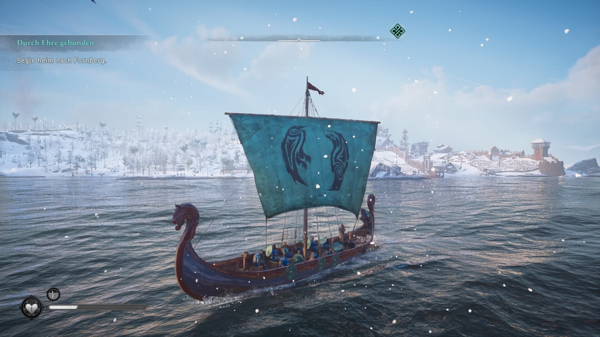 Assassin's Creed Valhalla - Drachenboot