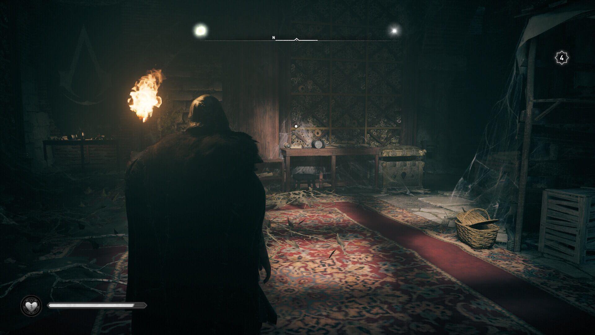 Assassin's Creed Valhalla - Geheimnisse