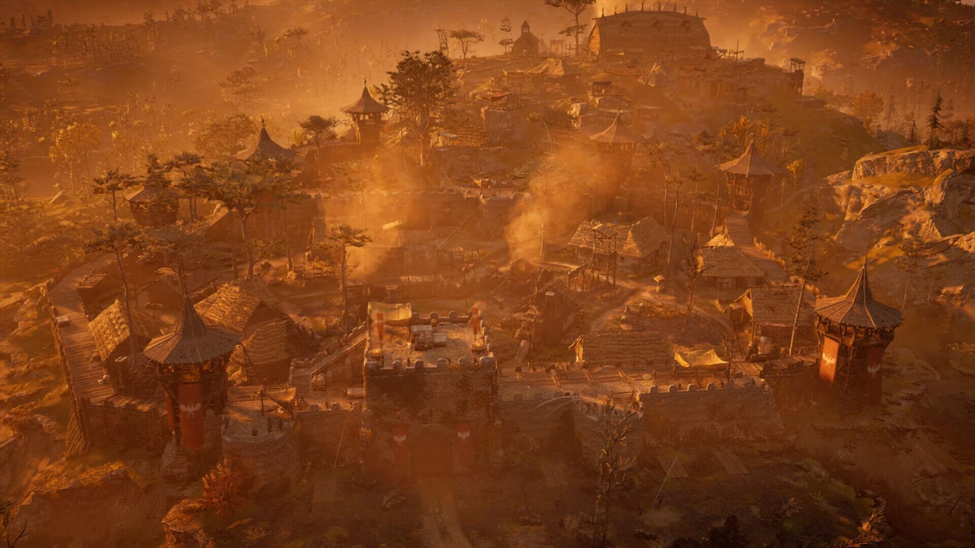 Assassin's Creed Valhalla - Stadt