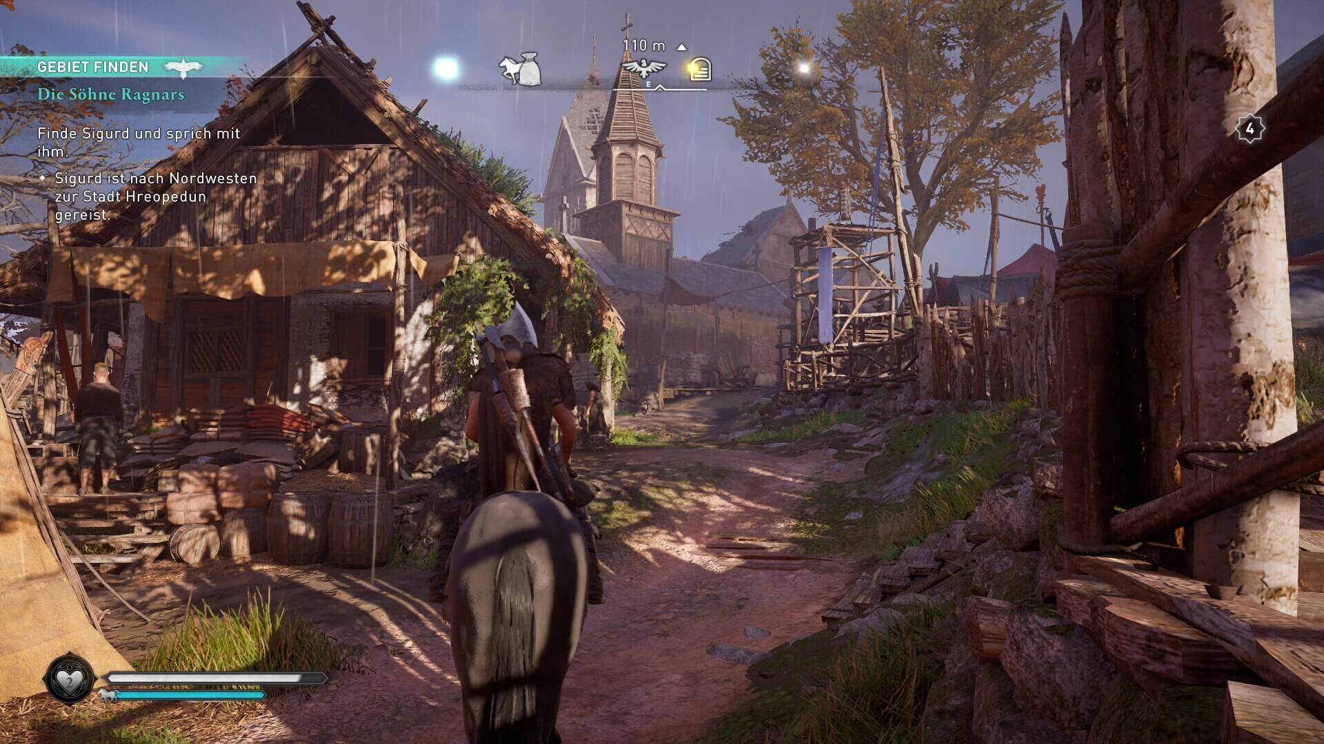 Assassin's Creed Valhalla - Pferd