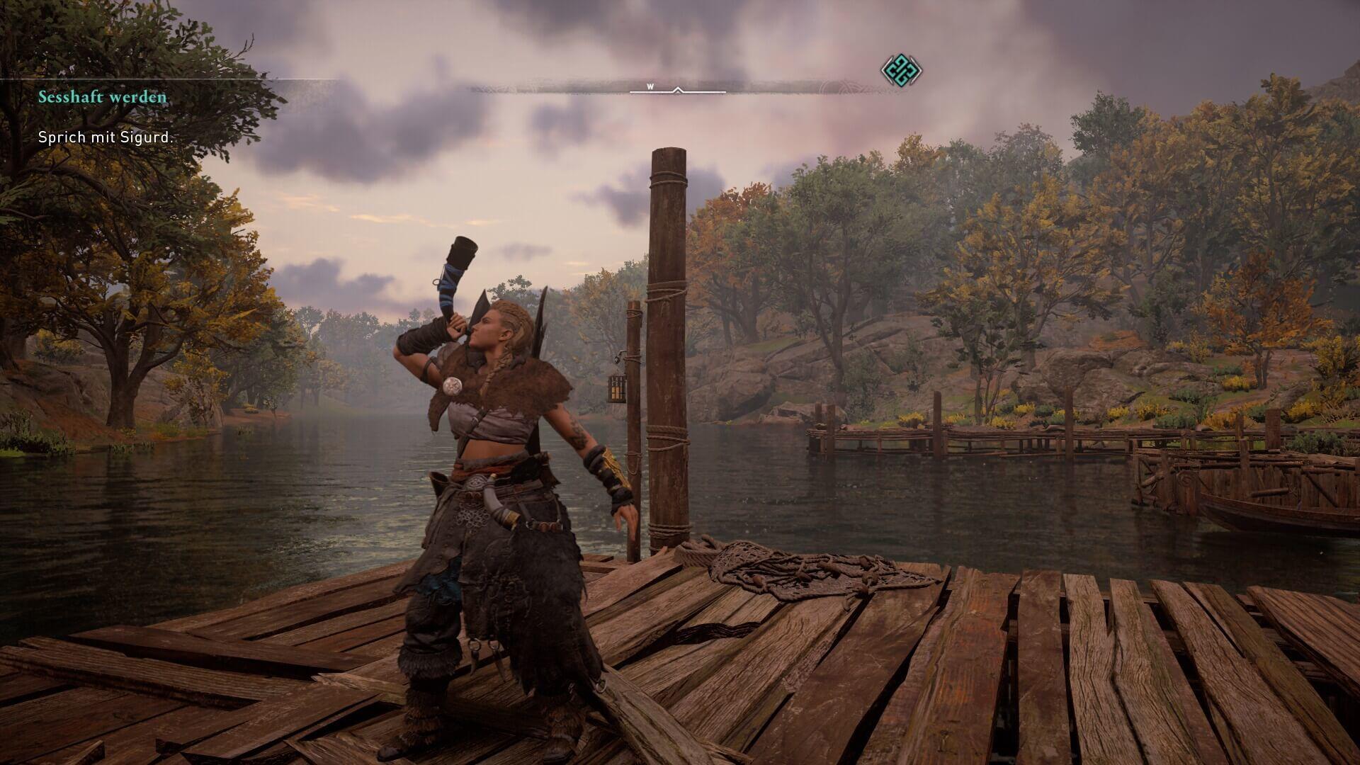 Assassin's Creed Valhalla - Horn