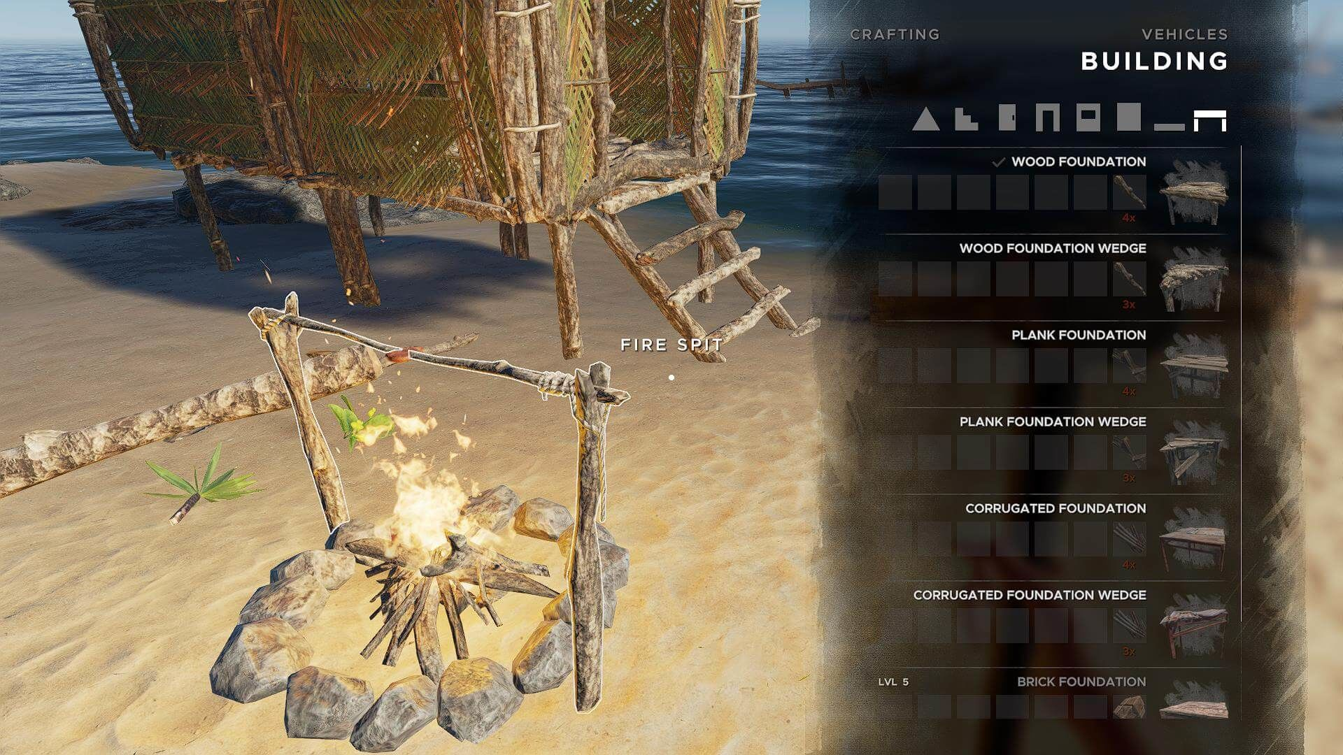 Stranded Deep - Crafting