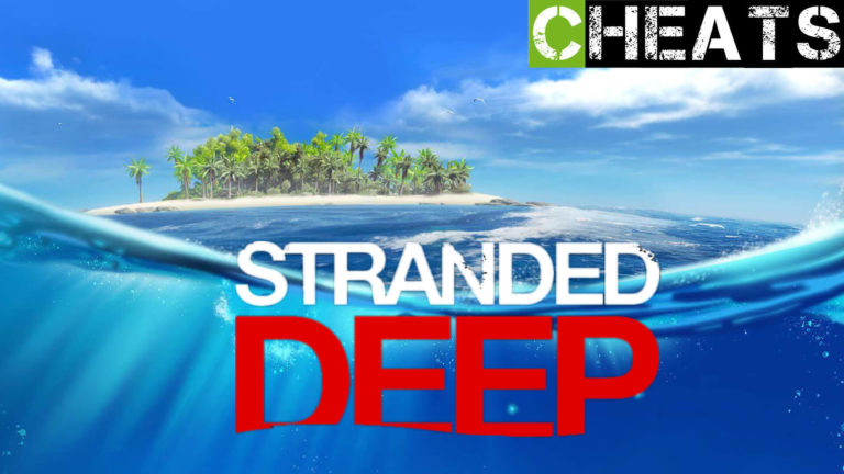 Stranded Deep Cheats