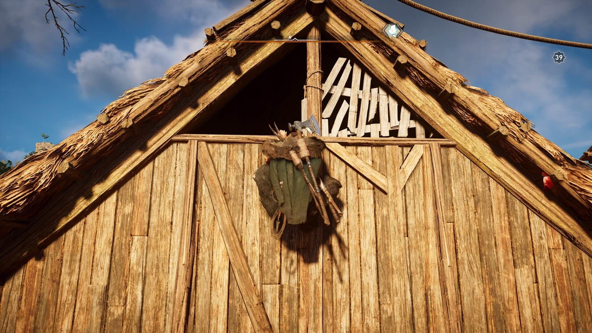 Assassin's Creed Valhalla: Tipps und Tricks für Schatzsucher - Giebel
