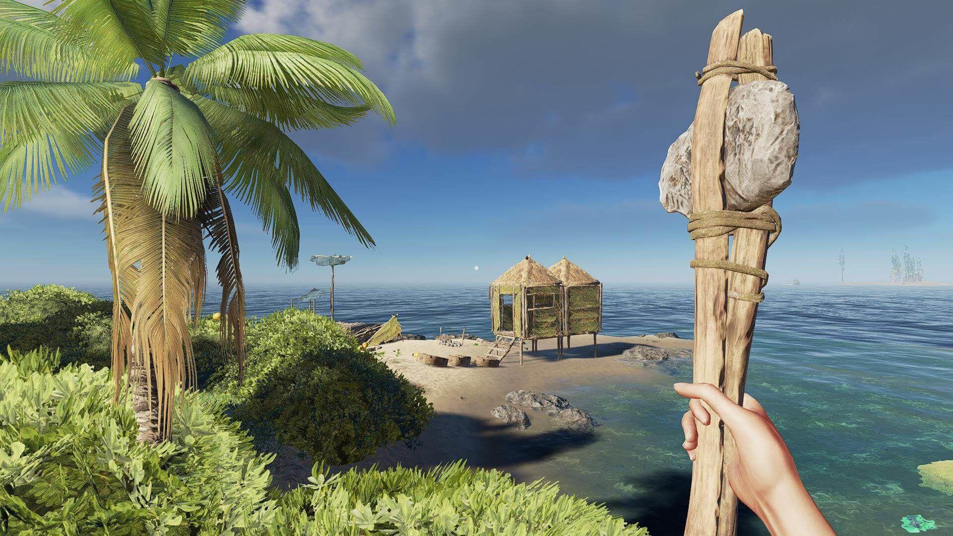 Stranded Deep - Insel