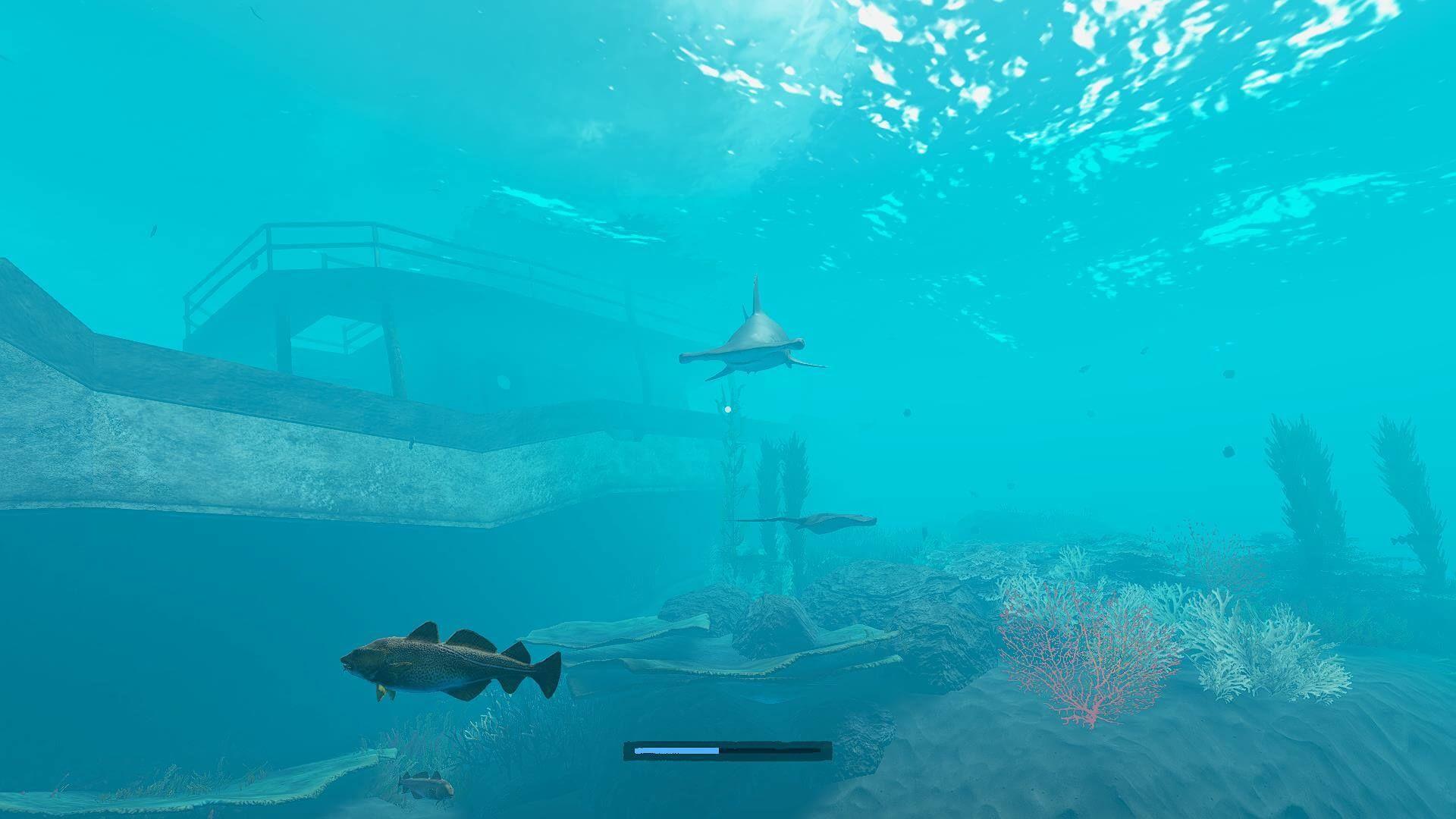 Stranded Deep - Hammerhai