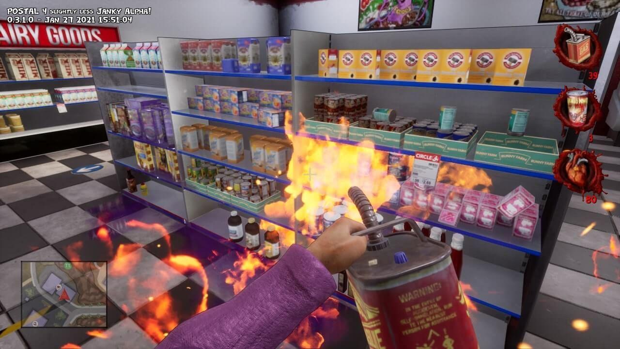 Pyromane Postal 4