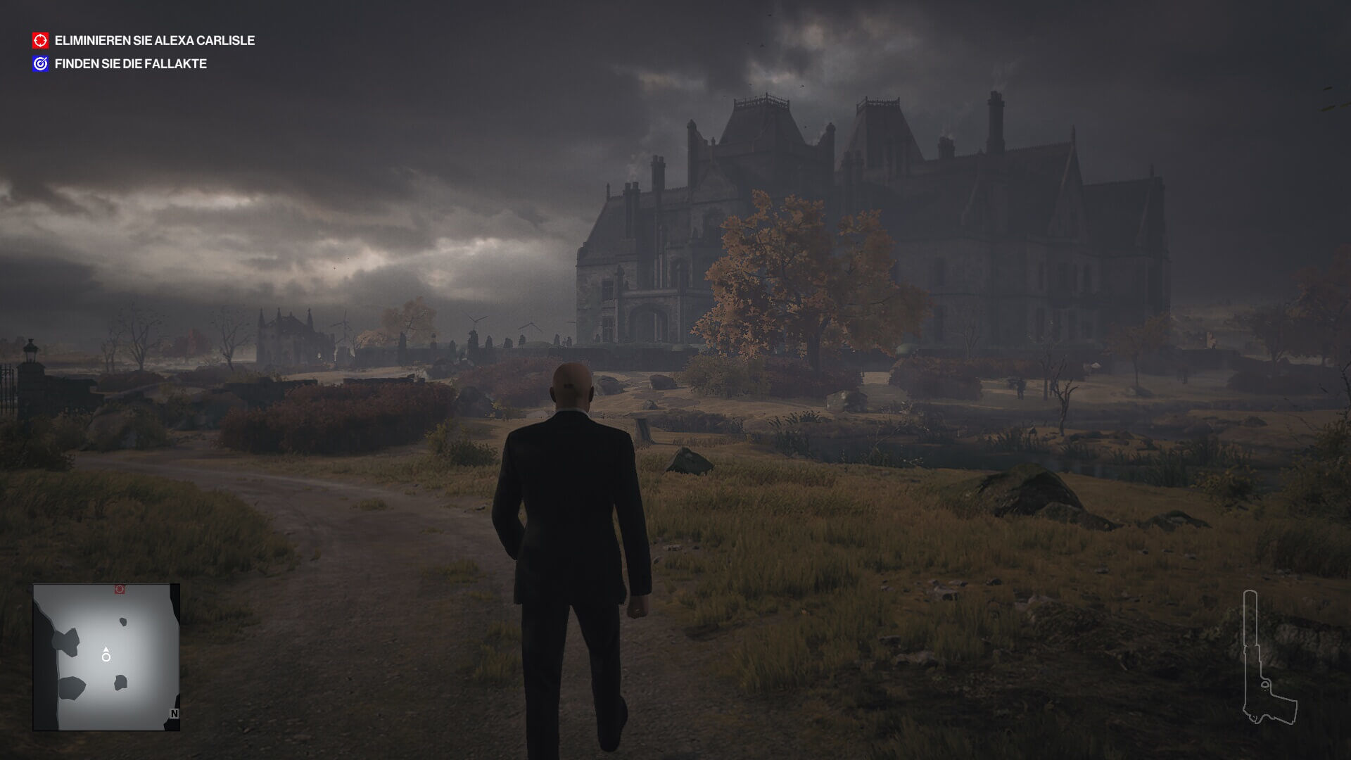 Hitman 3 Dartmoor Bovey Castle