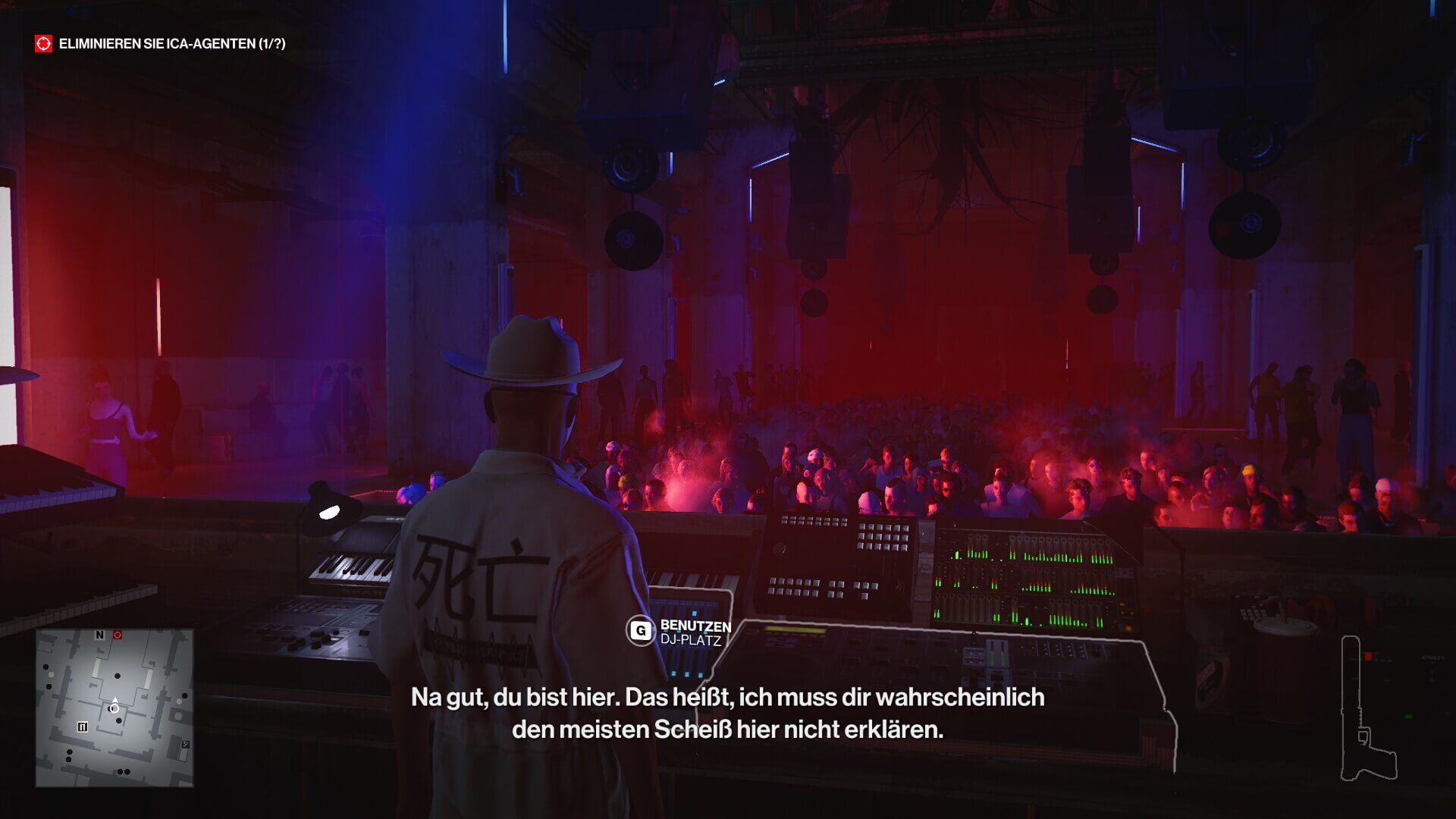 Hitman 3 Disco Berlin