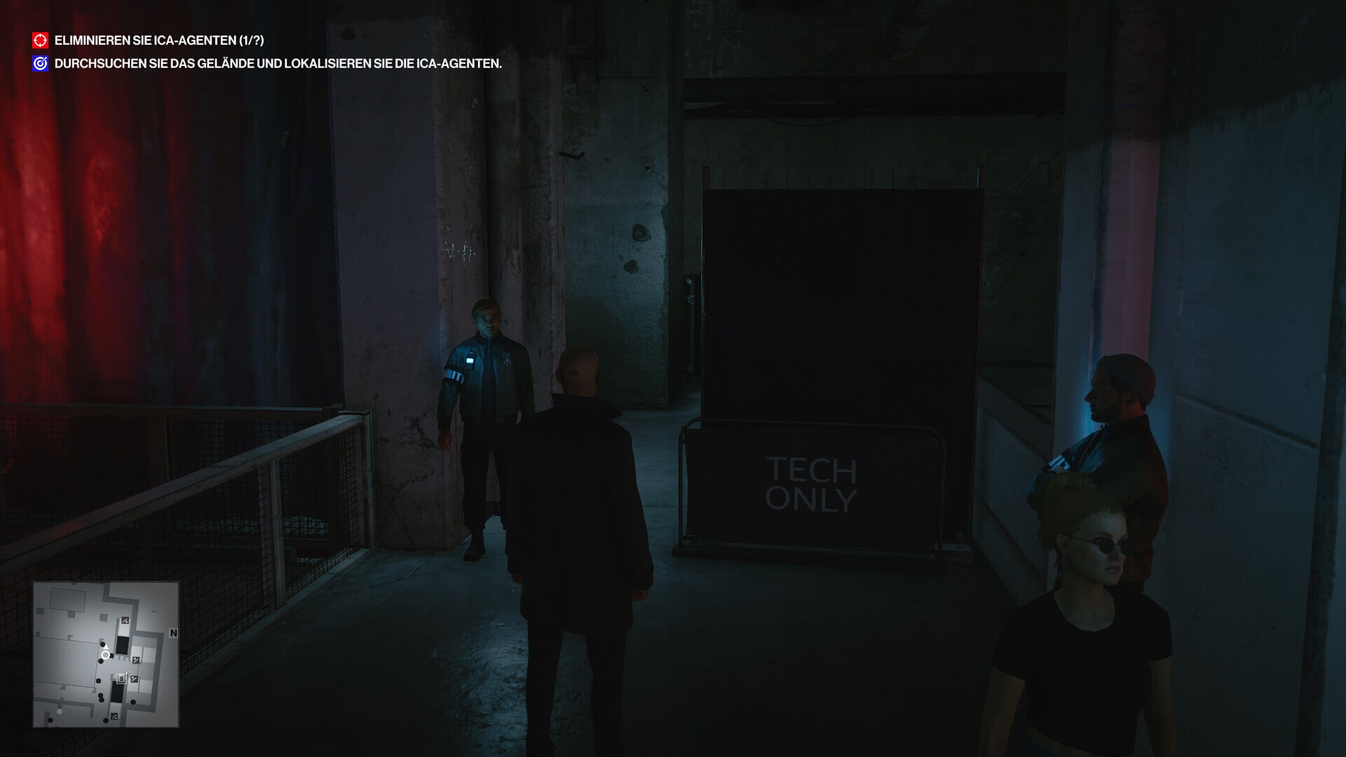Hitman 3 Tech only