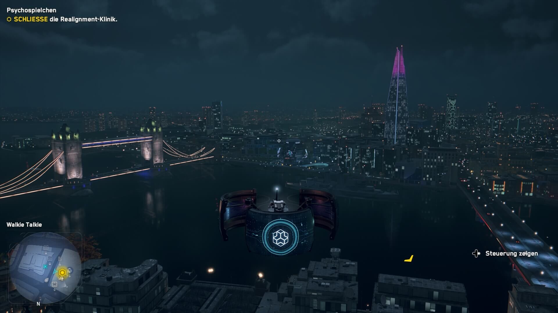 Watch Dogs_ Legion wlcome to London
