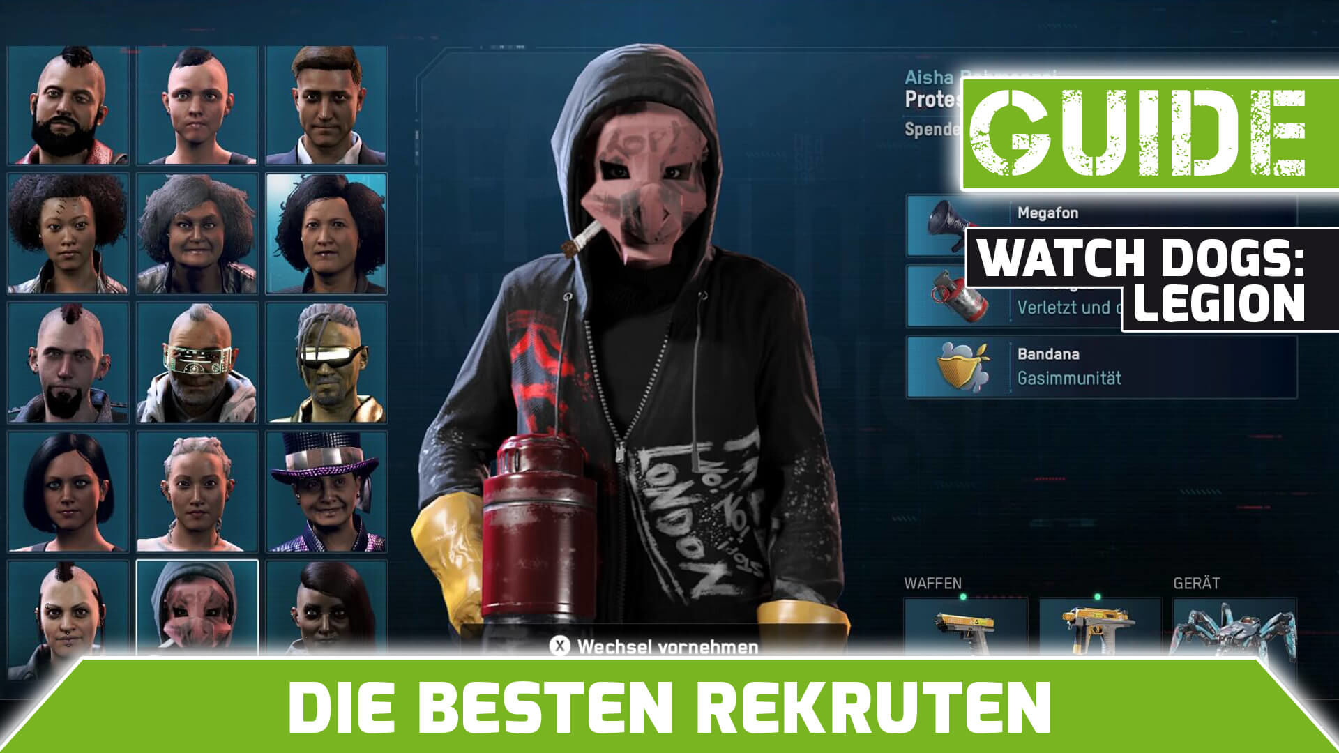 watchdogs-legion-beste-rekruten