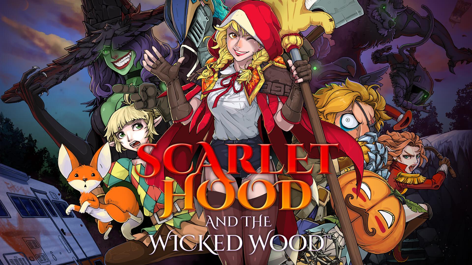 Scarlet-Wood