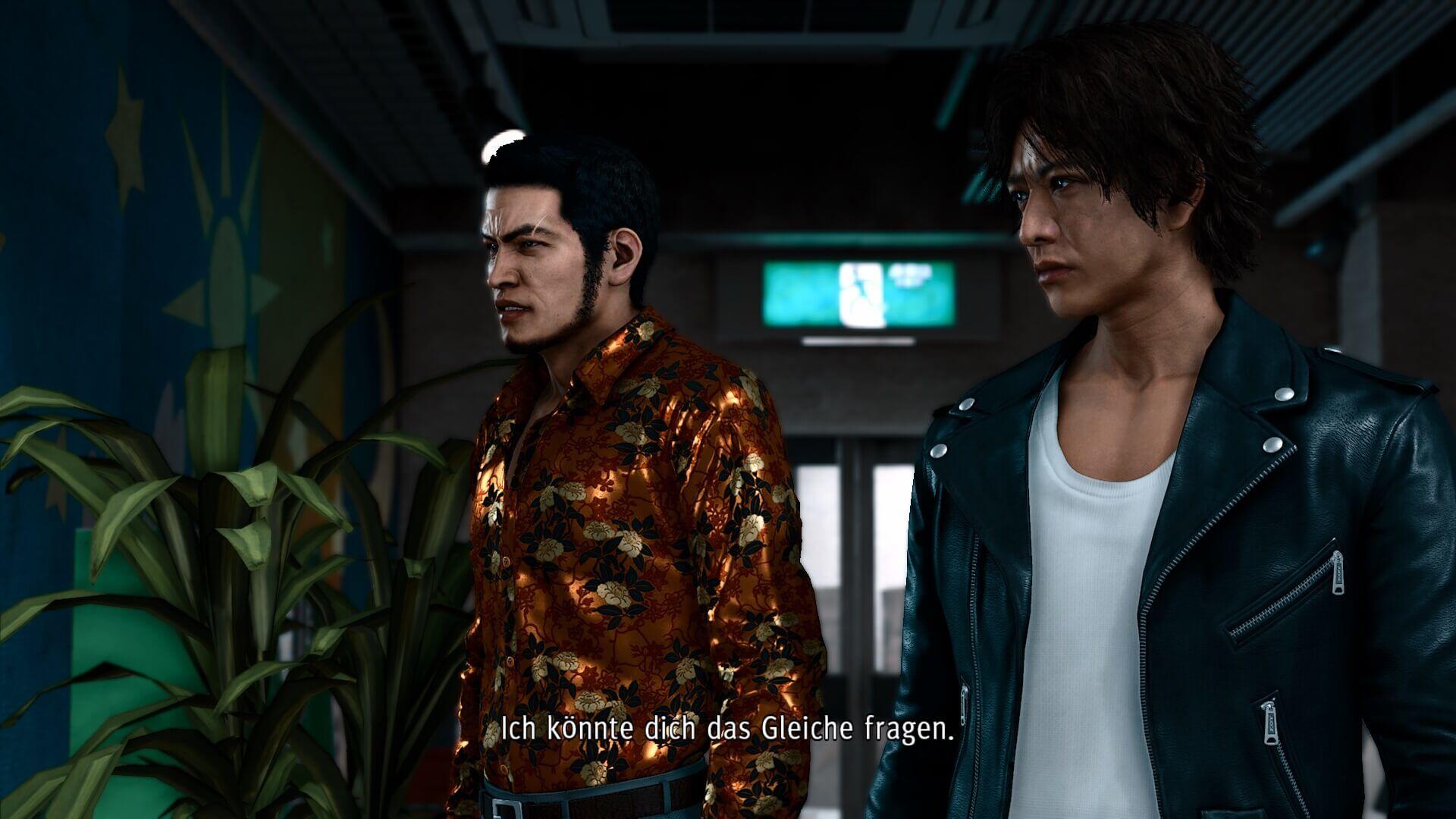Judgment Judgment Takayuki Yagami und Kaito