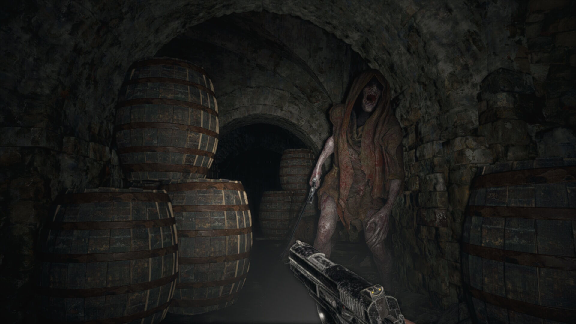 Resident Evil Village Keller