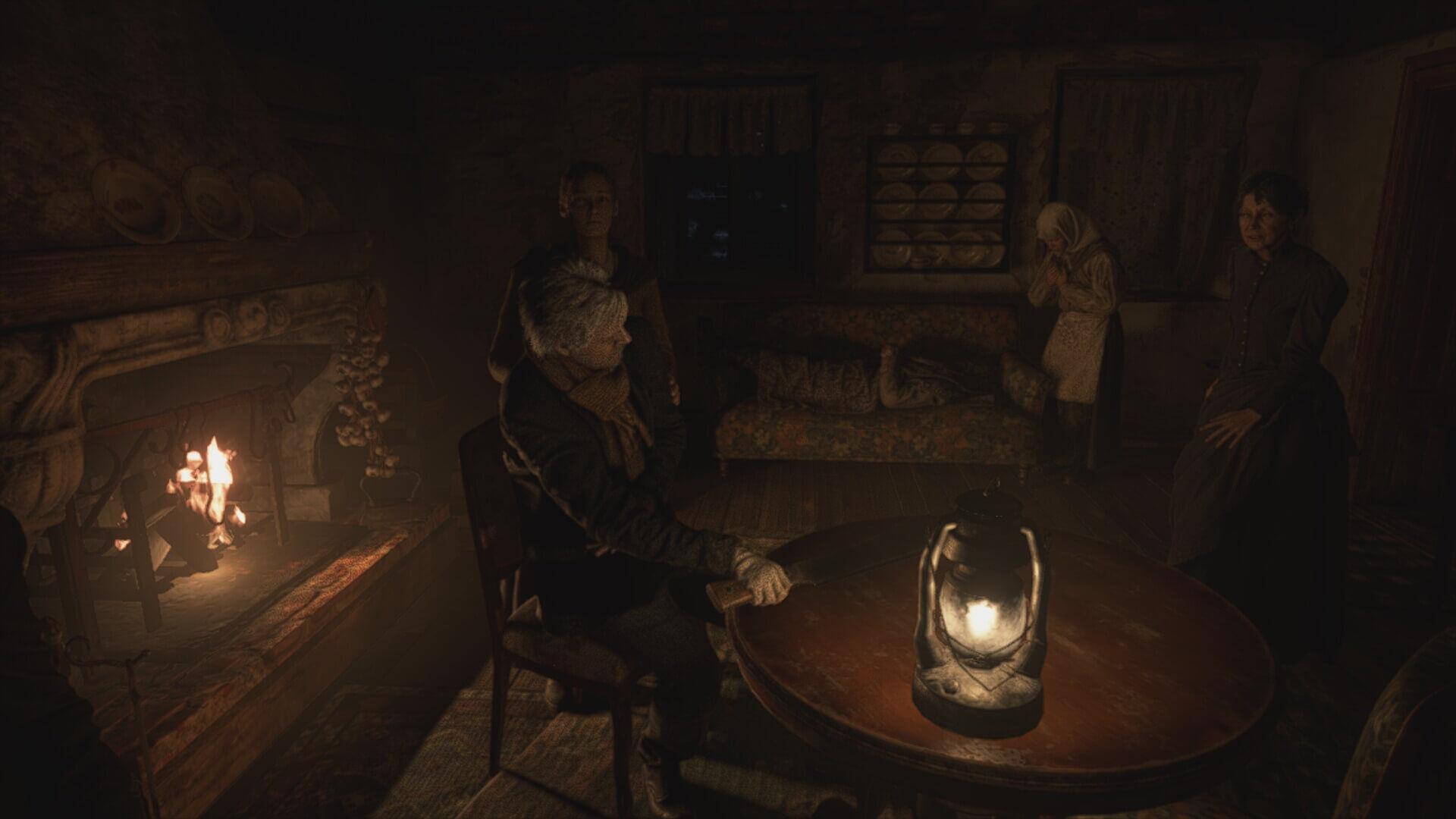 Resident Evil Village Dorfbewohner