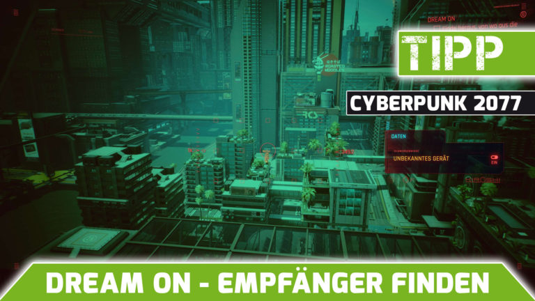 Cyberpunk 2077: Dream-On