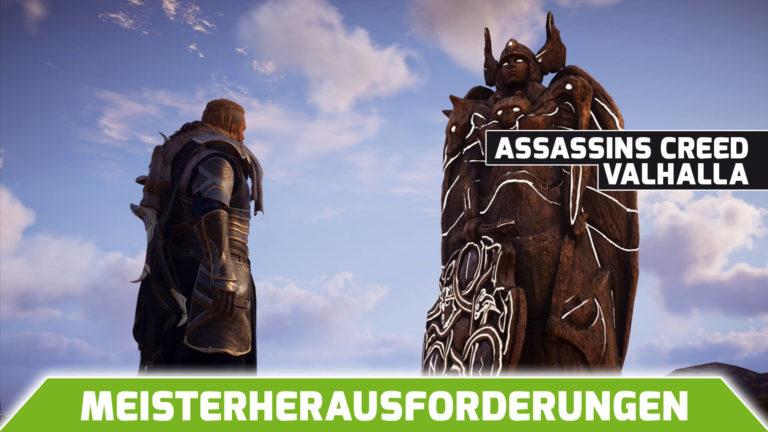 Assassins Creed Valhalla - Meisterherausforderungen